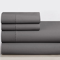 330 Thread Count Graphite Sheet Set