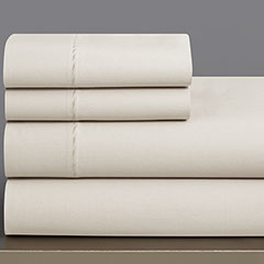 330 Thread Count Ivory Sheet Set
