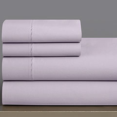 330 Thread Count Lilac Sheet Set
