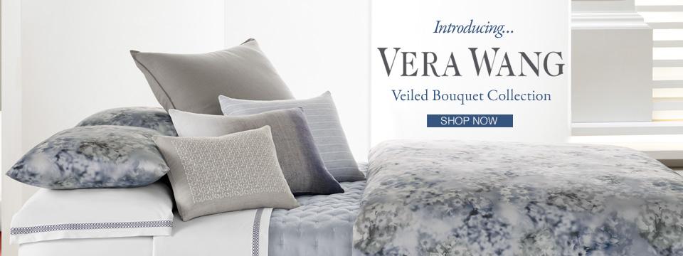 vera wang bed set