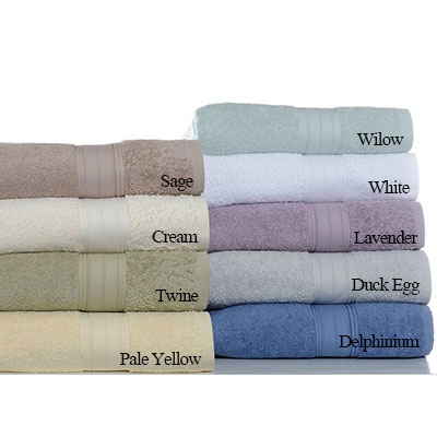 Laura Ashley 6-Piece Towel Set