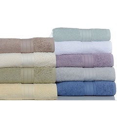 3-Piece Solid Towel Set