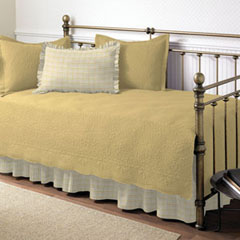 Stone Cottage Trellis Daybed Maize