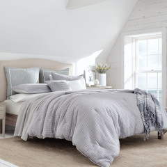 Ballastone Cotton Comforter-Sham Set