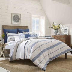 Norcross Yarn Dyed Comforter-Sham Set