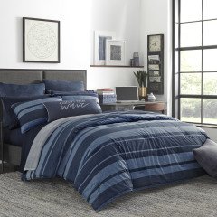 Longpoint Cotton Comforter-Sham Set
