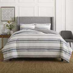 Sailor Yarn Dyed Comforter-Sham Set
