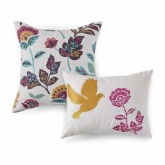 Mina Microfiber Decorative Pillow