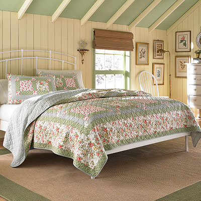 Laura Ashley Abbot Quilt