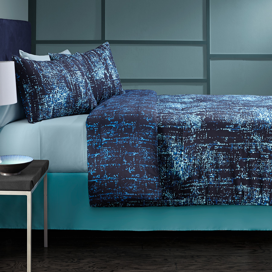 Grove Hill Abstract Comforter Amp Duvet Set From