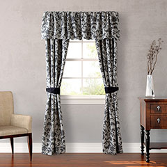 Wedgwood Acanthus Window Treatment