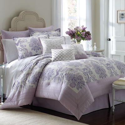 Laura Ashley Addison Comforter Set