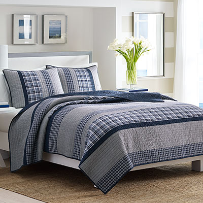 Nautica Adelson Quilt Set From Beddingstyle Com