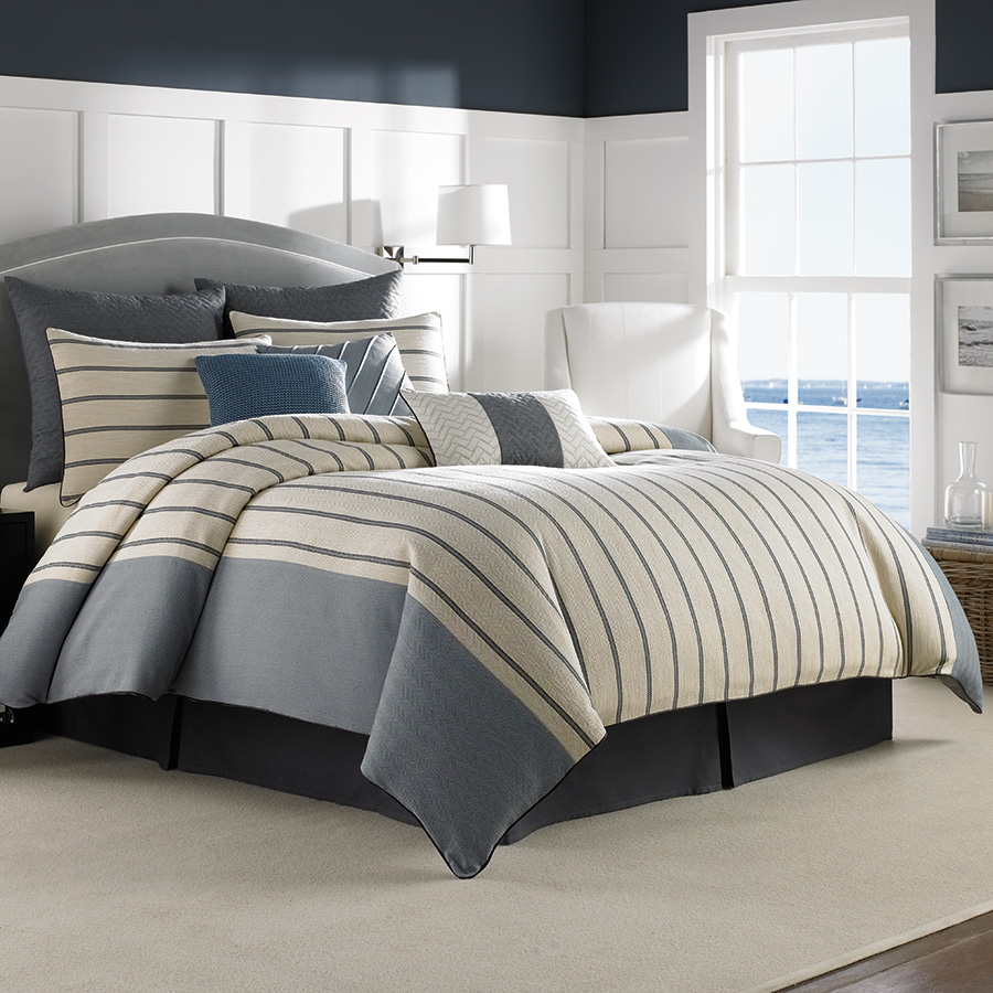 Nautica Bedding And Comforter Set