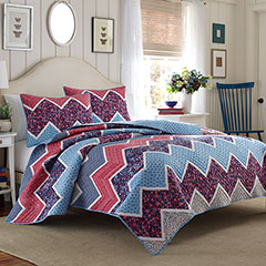 Ainsley Navy Quilt