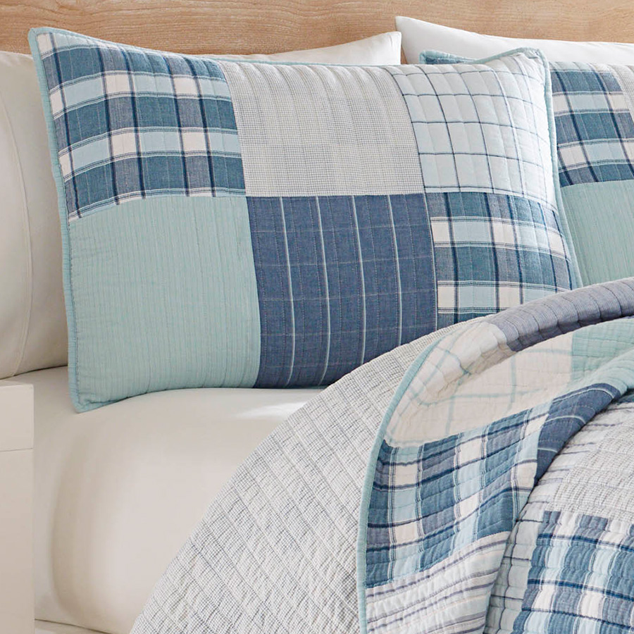 Nautica Aldrin Quilt From Beddingstyle Com