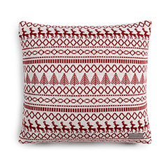 Eddie Bauer Alpine Red Clay Decorative Pillow