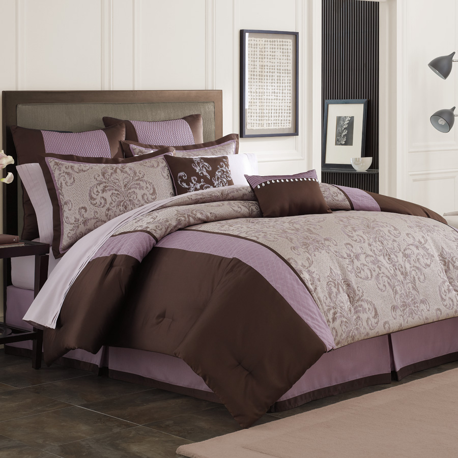 Home decor and style bed comforters and bedding for Home designs comforter