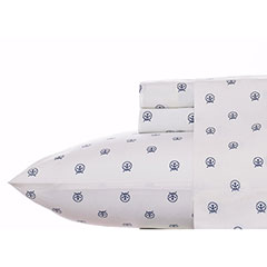Anchor Circle Sheet Set