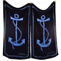 Anchor Provence Beach Towel Set