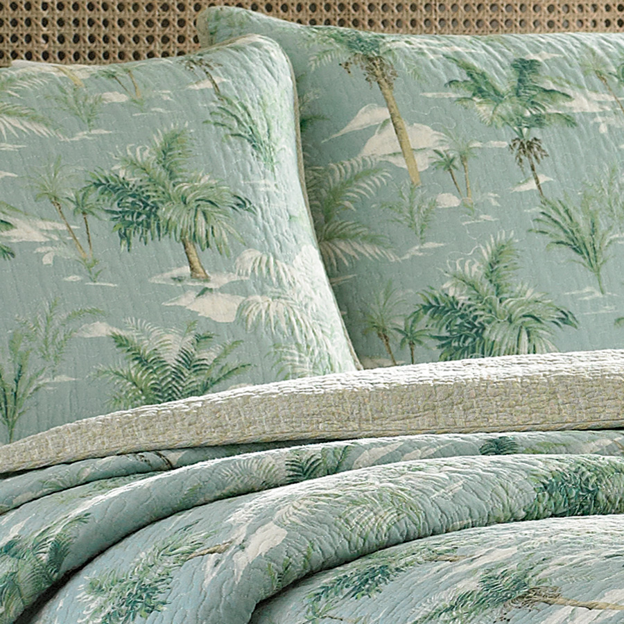 Tommy Bahama Anglers Isle Quilt Set From Beddingstyle Com
