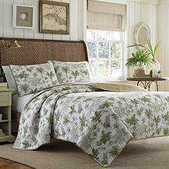 Tommy Bahama Anglers Isle Breeze Quilt Set