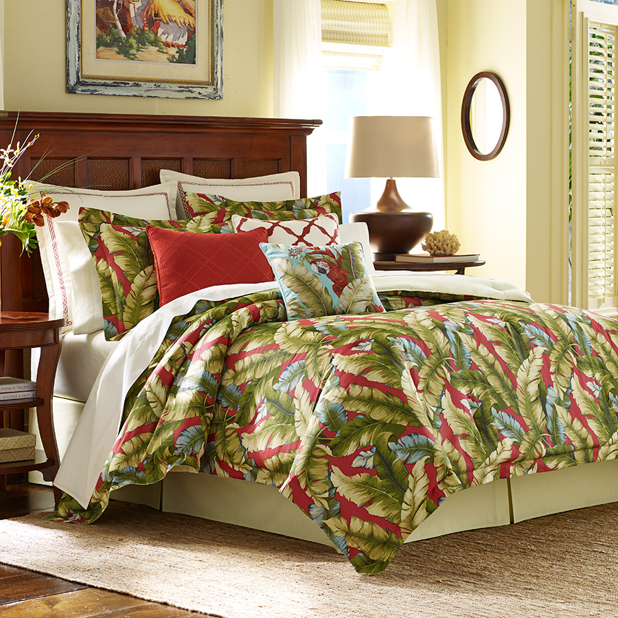 Tommy bahama anguilla bedding collection from Tommy bahama bedding