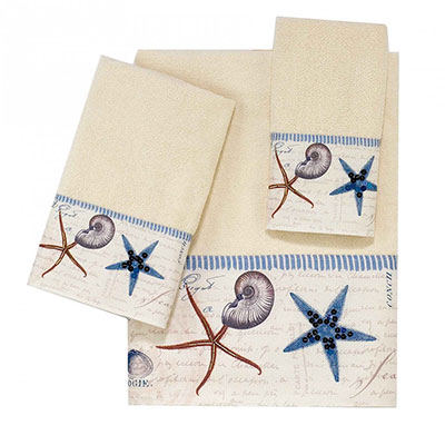 Avanti Antigua Decorative Towels