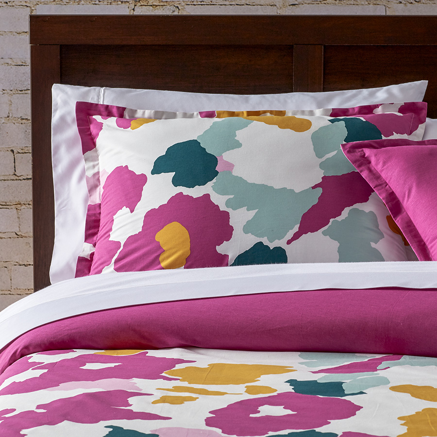King Duvet Set City Scene Venus