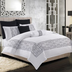Argos White Duvet Cover
