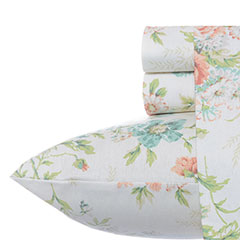 Laura Ashley Arundel Flannel Sheet Set