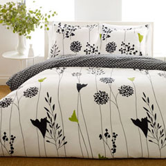 Asian Lilly Comforter and Duvet Cover Sets