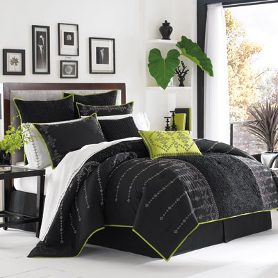 King Bedding Purple on King Bedding Purple On Cal King Sheet Set Steve Madden Ava Black