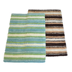 Bahamian Breeze Bath Rugs