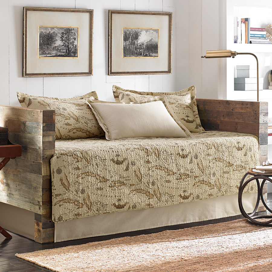 Daybed Set Tommy Bahama Map