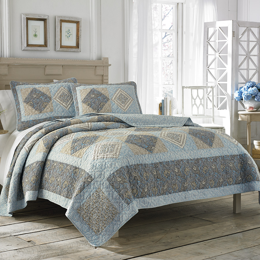 Laura Ashley Barrington Quilt Collection From Beddingstyle Com