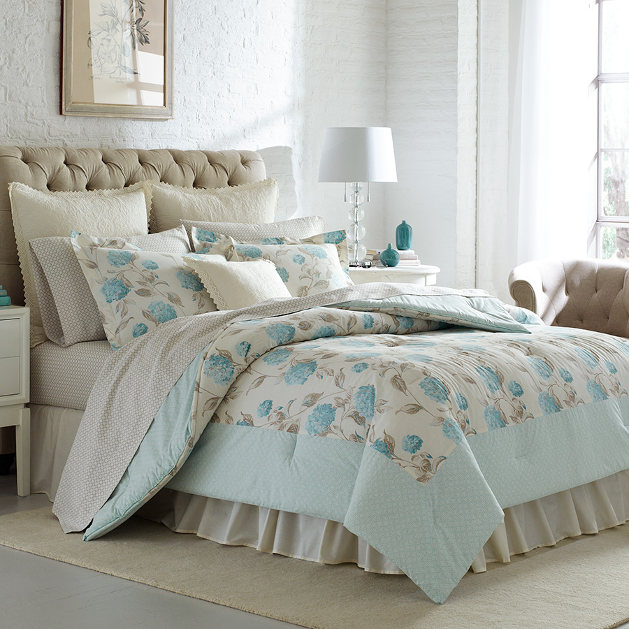 Twin Comforter Set Laura Ashley Bayleigh
