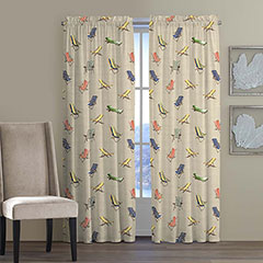 Tommy Bahama Beach Chairs Window Treatment