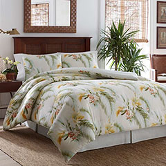 Tommy Bahama Beachcomber Gold Comforter Set
