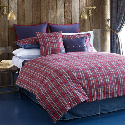 Tommy Hilfiger Bear Mountain Comforter and Duvet Cover Sets