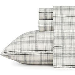 Eddie Bauer Beacon Hill Flannel Sheet Set