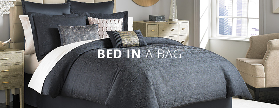 shop for bed in a bags complete bedding sets modern bedding - Bedding In A Bag