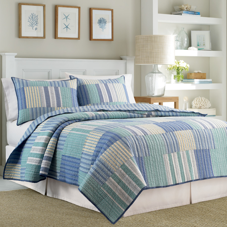 Nautica Belle Isle Quilt From