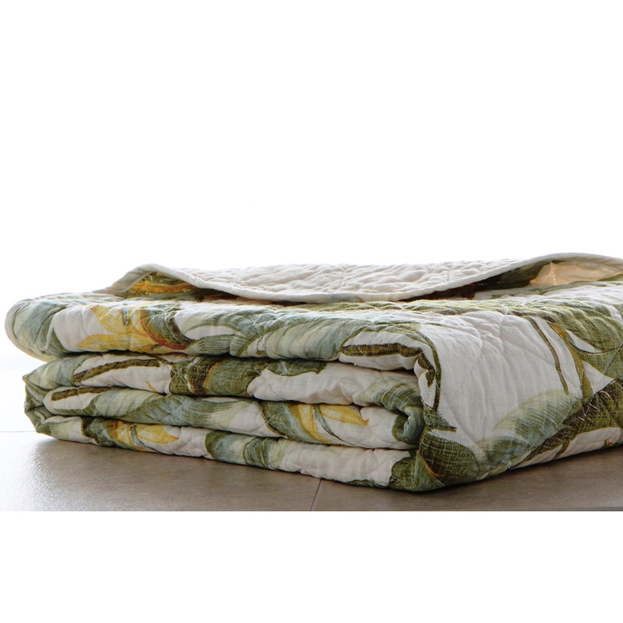 Tommy Bahama Birds Of Paradise Throw Blanket From