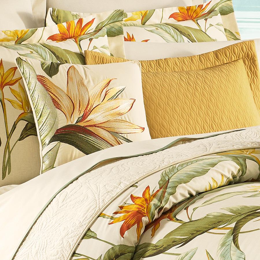 Tommy Bahama Birds Of Paradise Comforter Amp Duvet Set From
