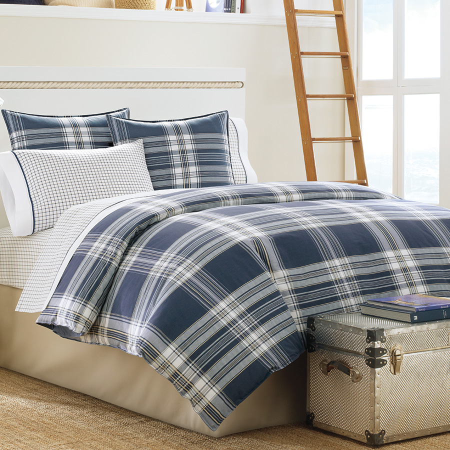 Nautica Biscayne Bay Comforter And Duvet Set From
