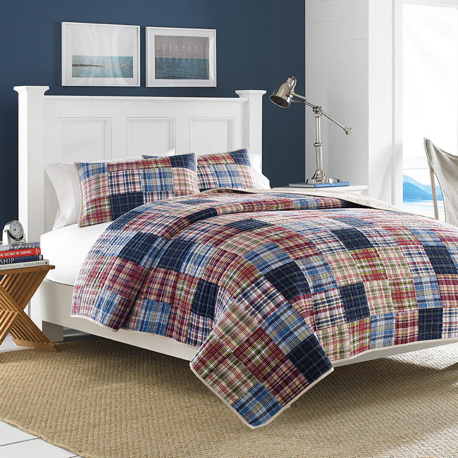 Nautica Blaine Quilt From Beddingstyle Com