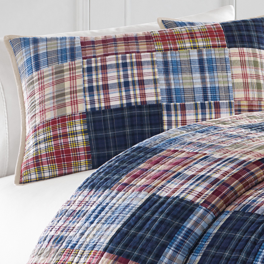 Nautica Blaine Quilt From Beddingstyle Com