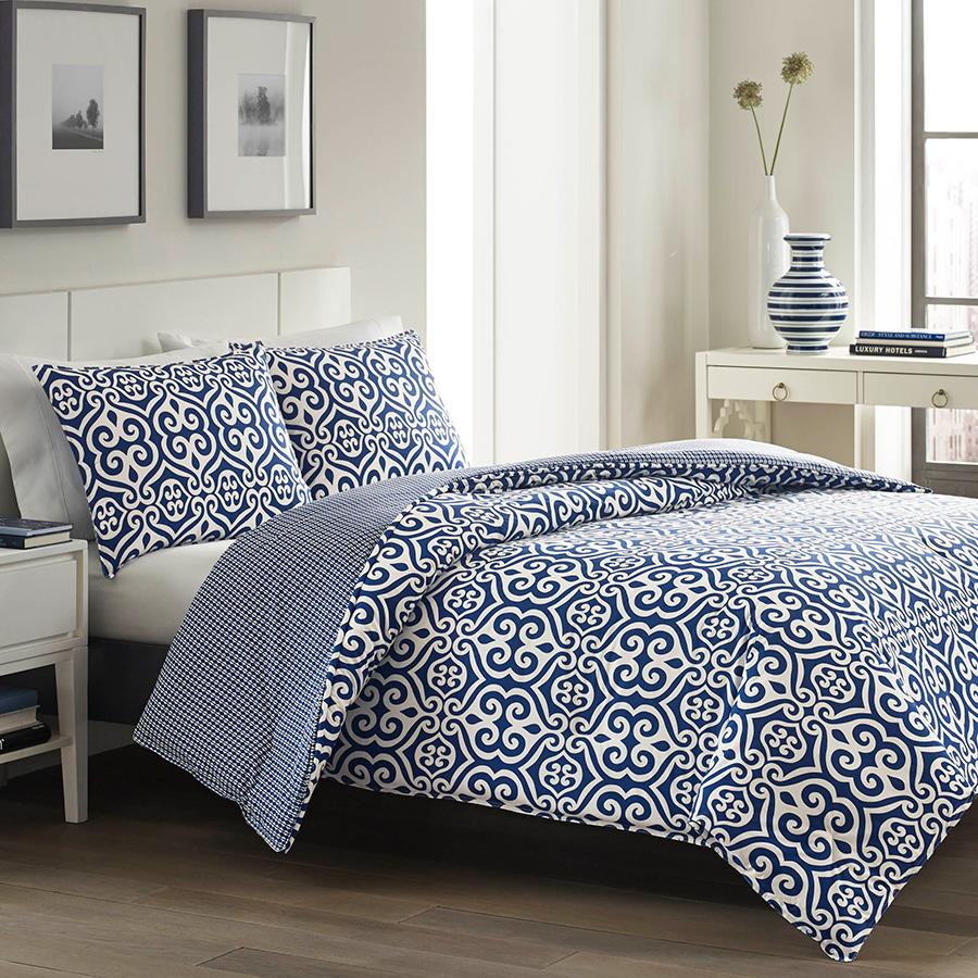 City Loft Blair Comforter And Duvet Set From Beddingstyle Com
