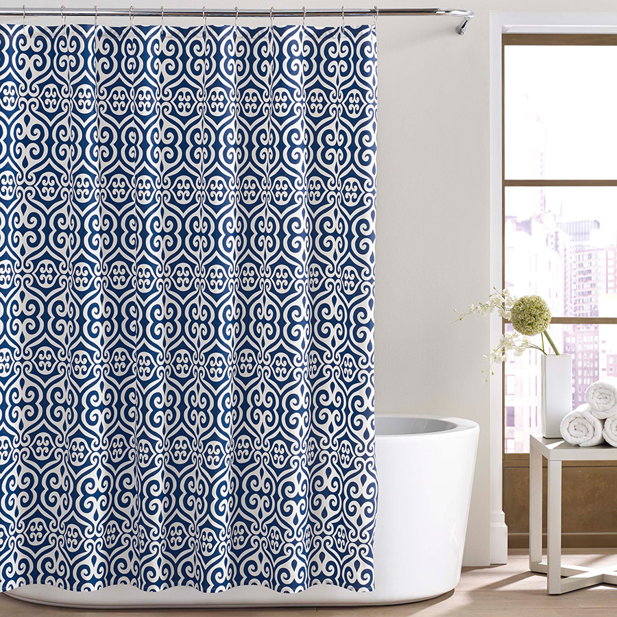 Shower Curtain City Loft Blair